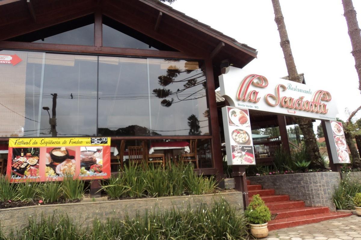 Restaurante Lla Scaciatta