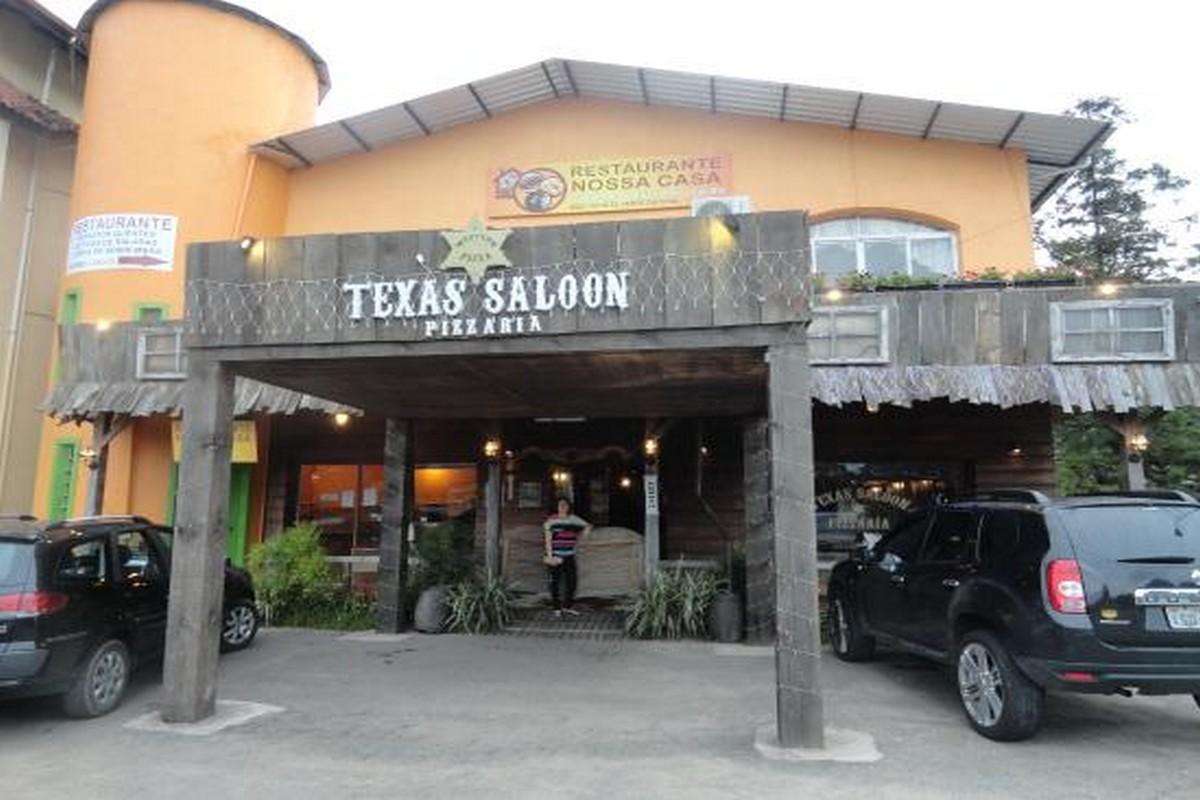 Texas Saloon Pizzaria