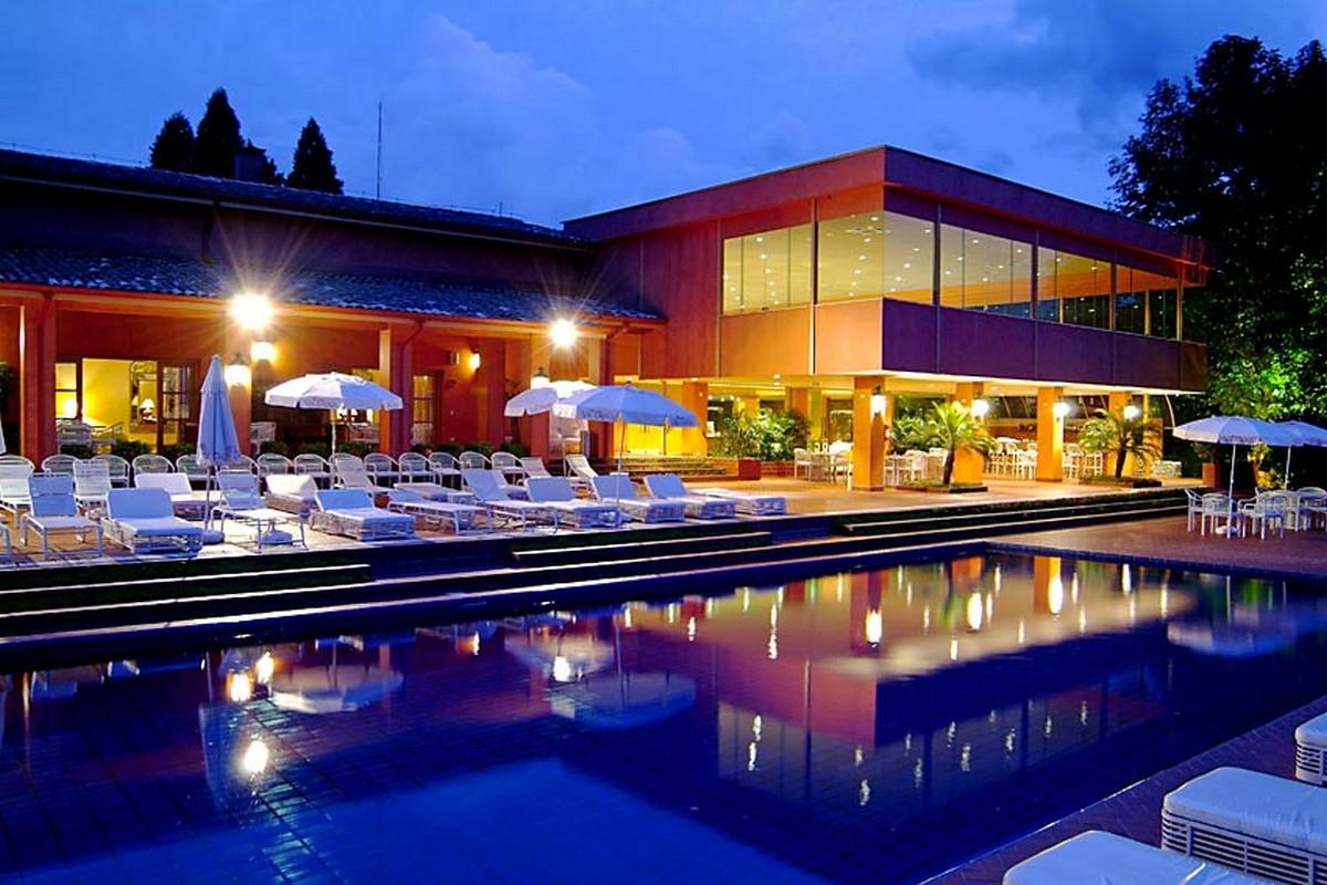 HOTEL VILLA ROSSA