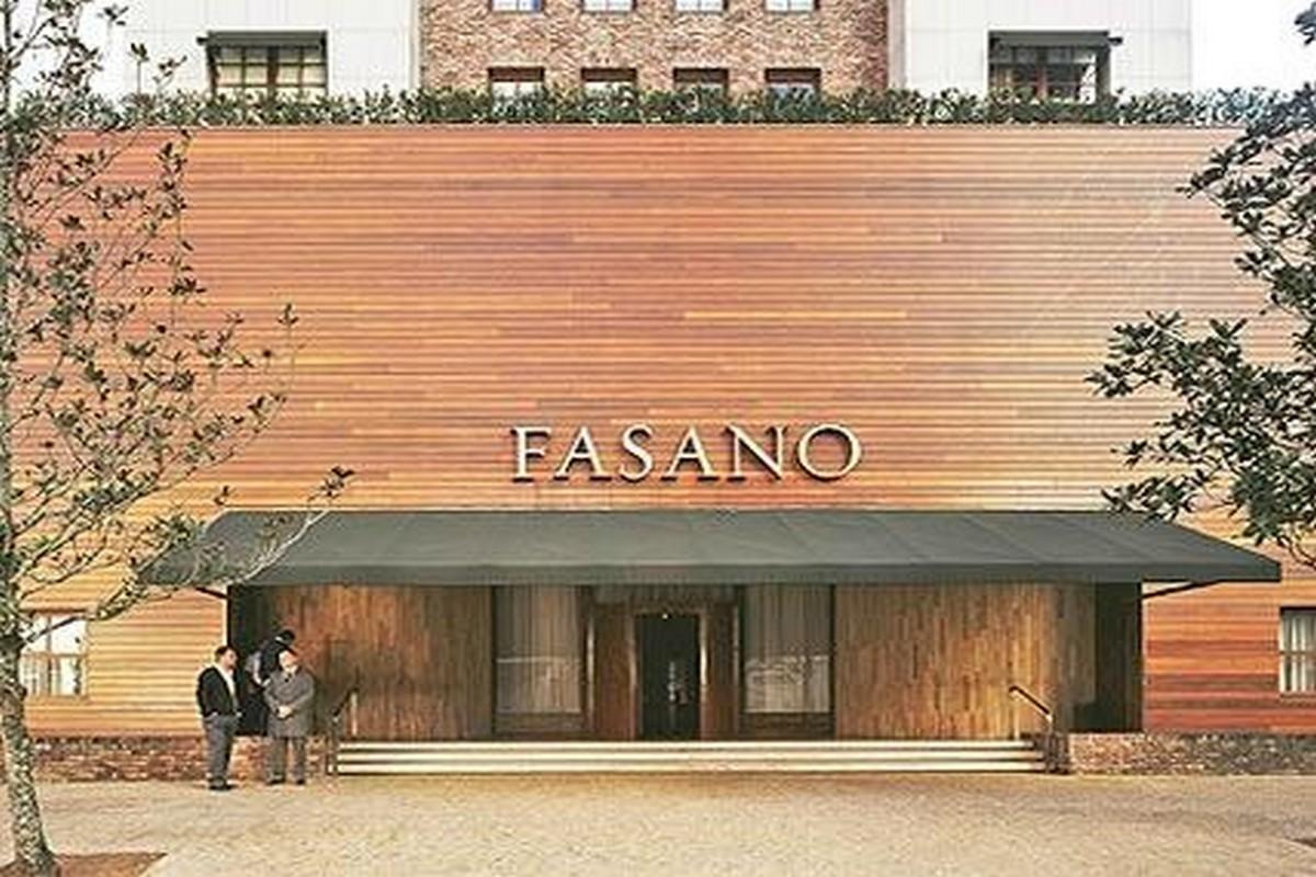 FASANO HOTEL E RESTAURANTE