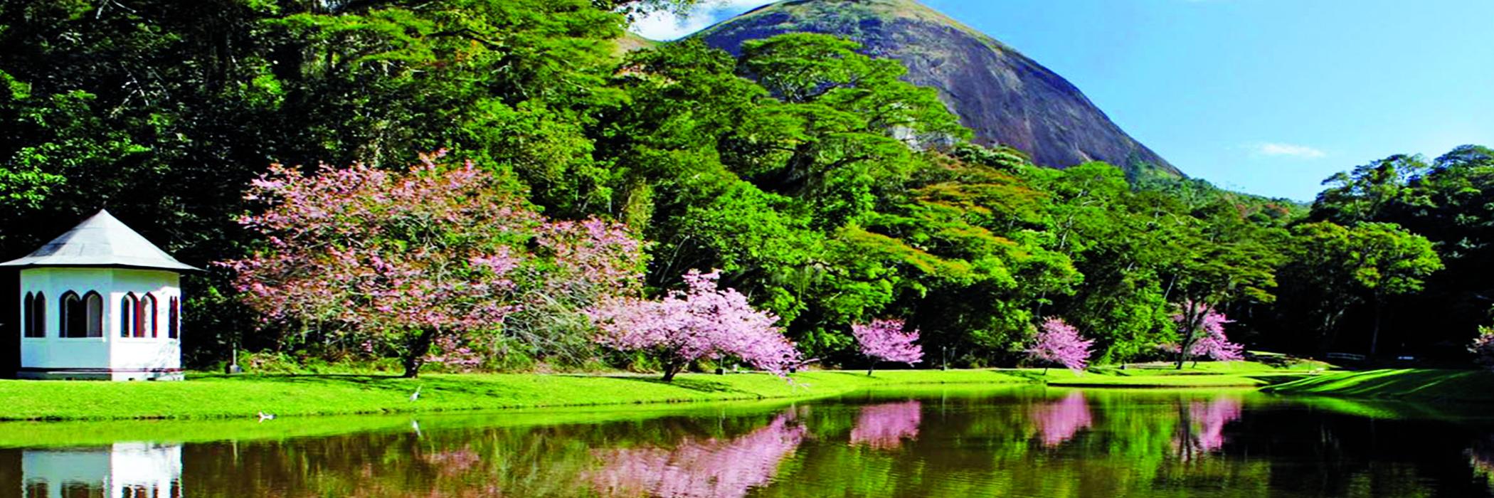Rota da Serra Verde Imperial - RJ roteiro FRIBURGO