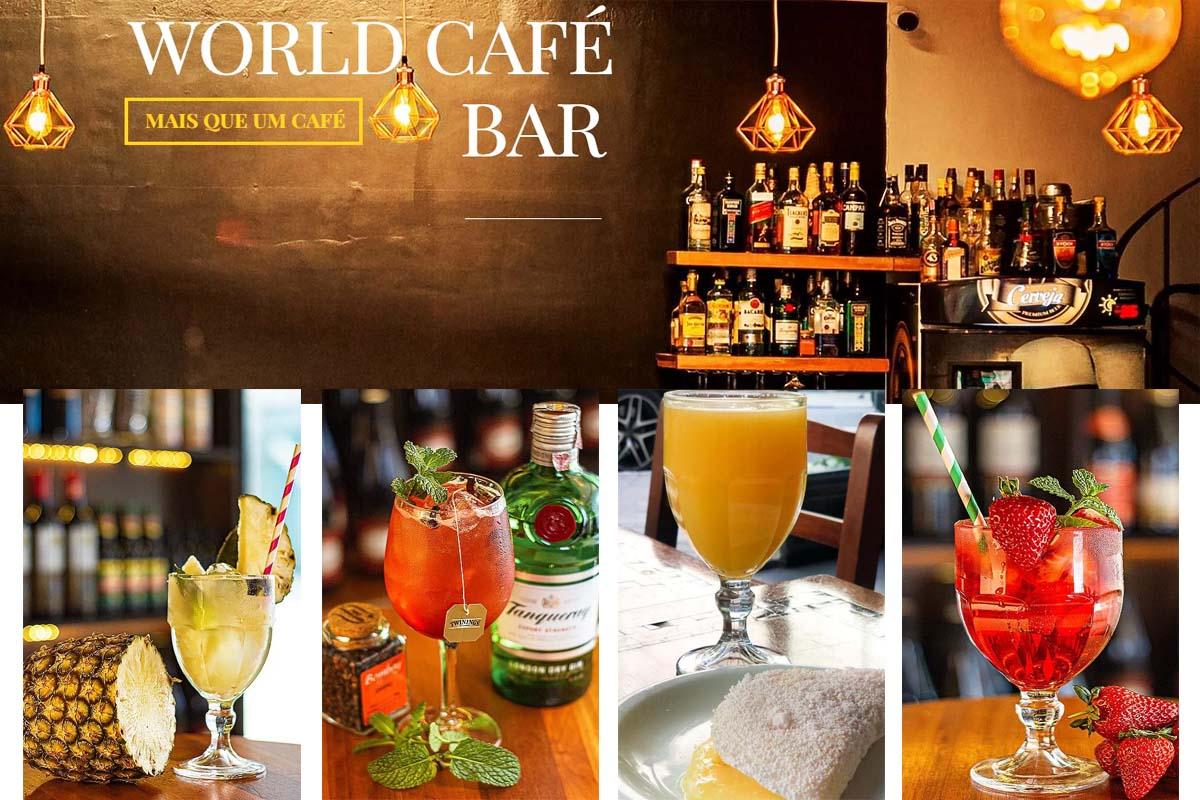 WORLD CAFÉ BAR