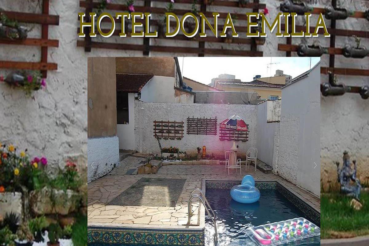 Hotel Pousada Dona Emília