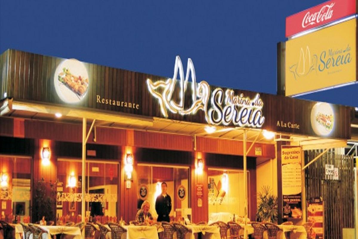 Restaurante Lago da Sereia Itajai