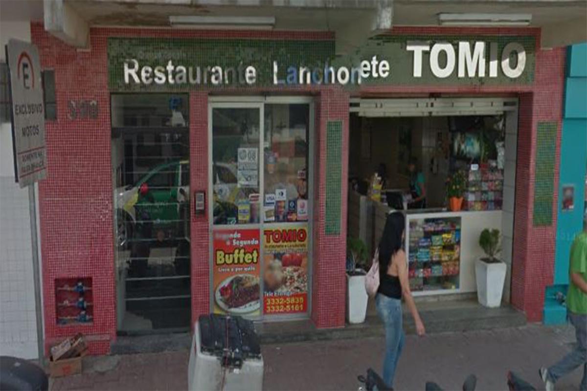 Lanchonete e Restaurante Tomio