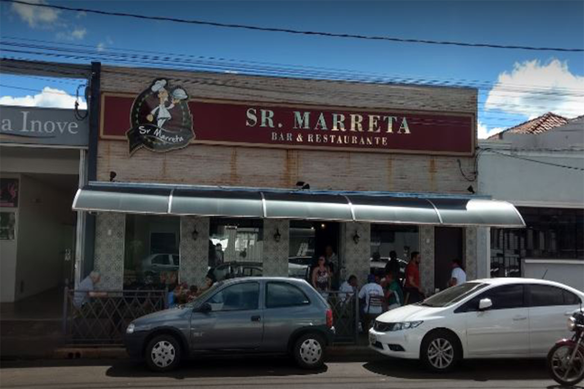 Restaurante Sr. Marreta