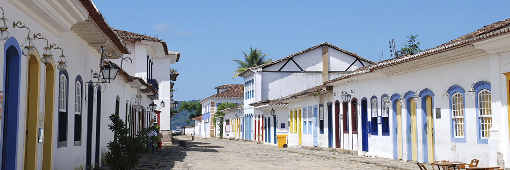 PARATY - LITORAL NORTE PAULISTA / RIO SANTOS