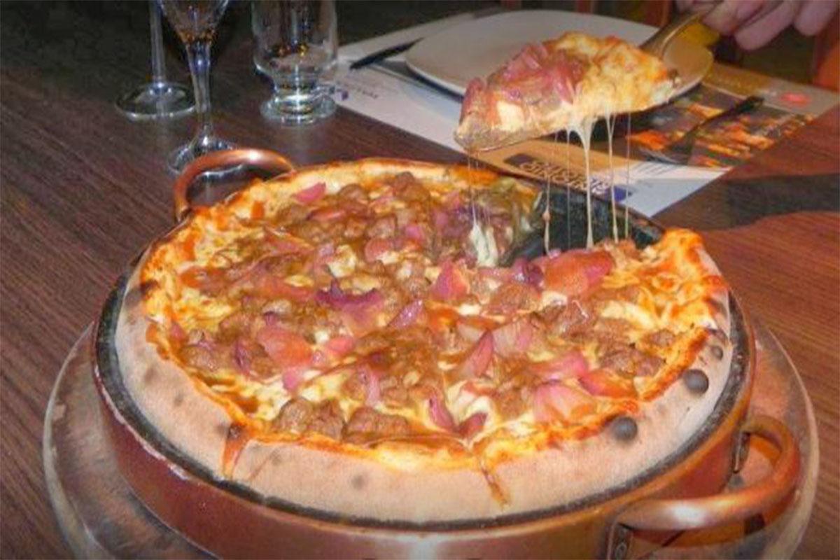 Pizzaria Chef Bio