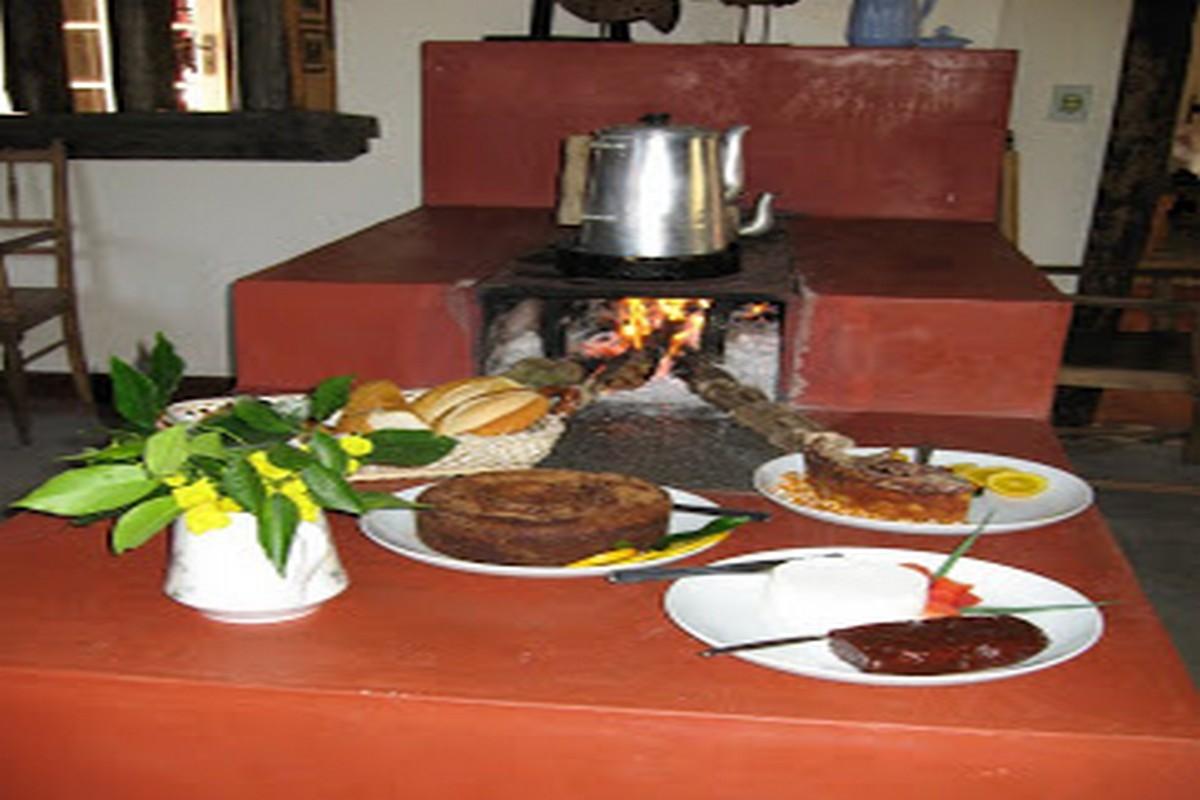 Restaurante Balaio de Lenha