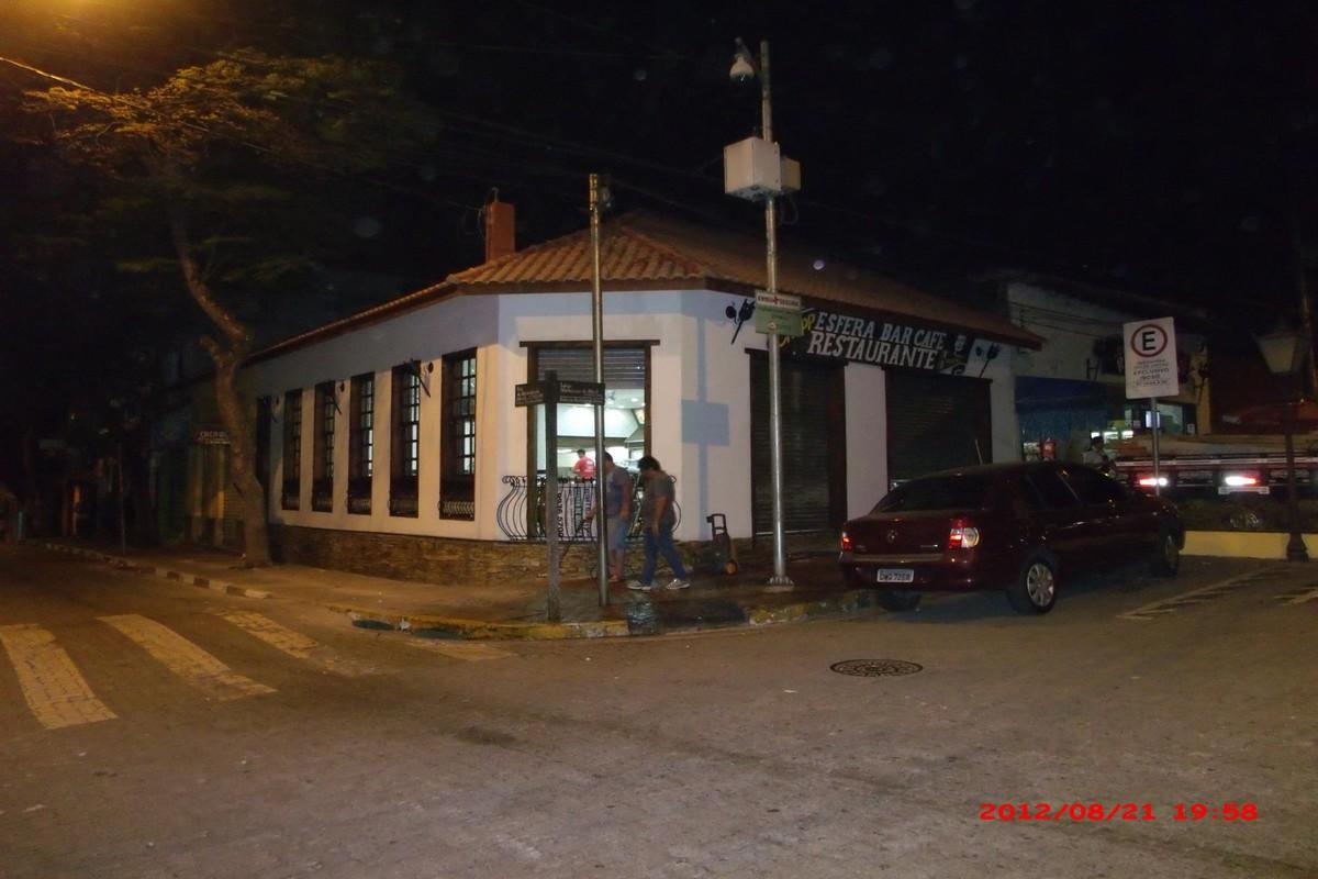 Lanchonete e Restaurante Esfera