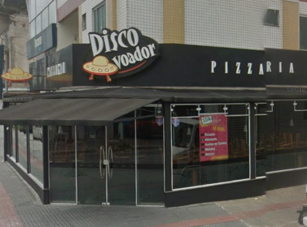 Disco Voador Pizzaria