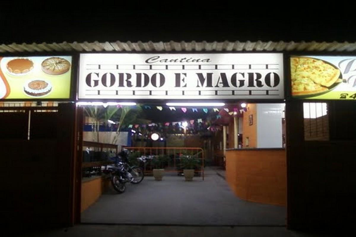 Cantina Gordo e Magro
