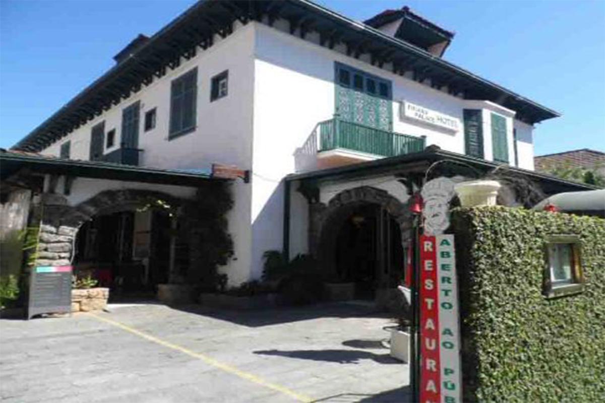 BRAGANÇA PALACE HOTEL