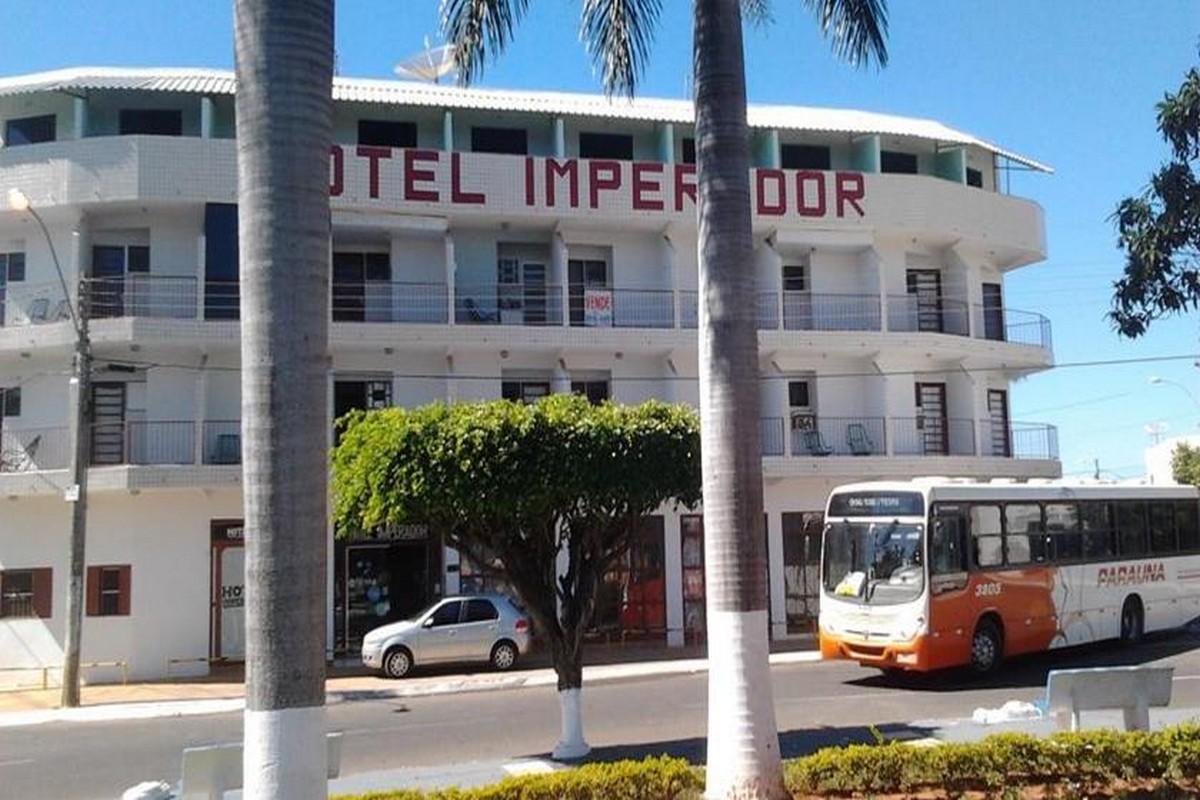 Po os de caldas mg guia do turismo brasil for Hotel centro
