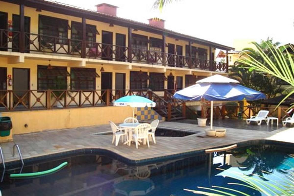 HOTEL POUSADA CANTO DO RIO