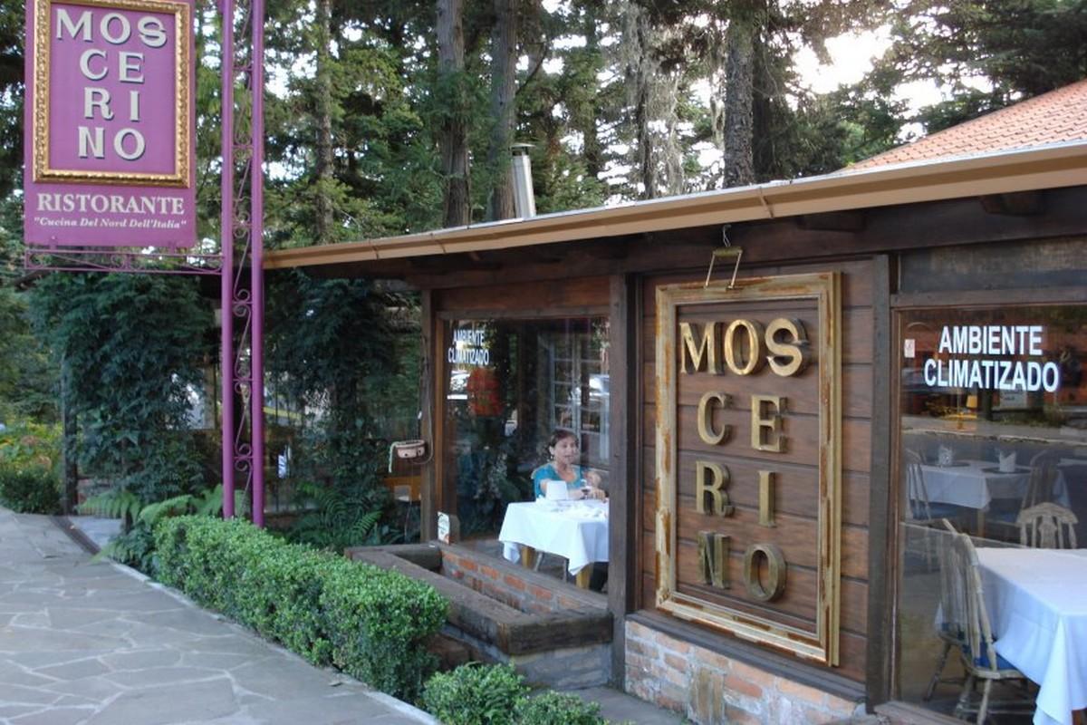 Restaurante Moscerino