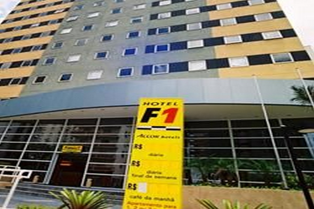 HOTEL F1 FORMULE 1 SÃO PAULO JARDINS