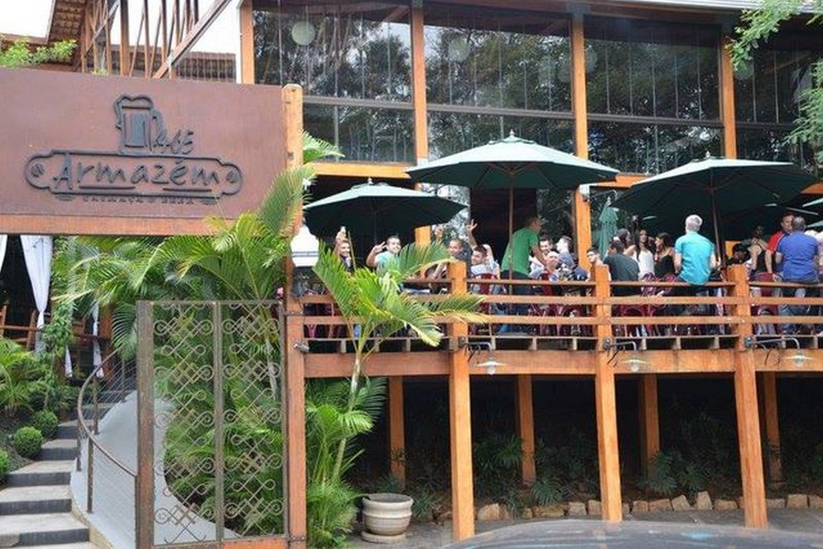 Armazém 465 Restaurante