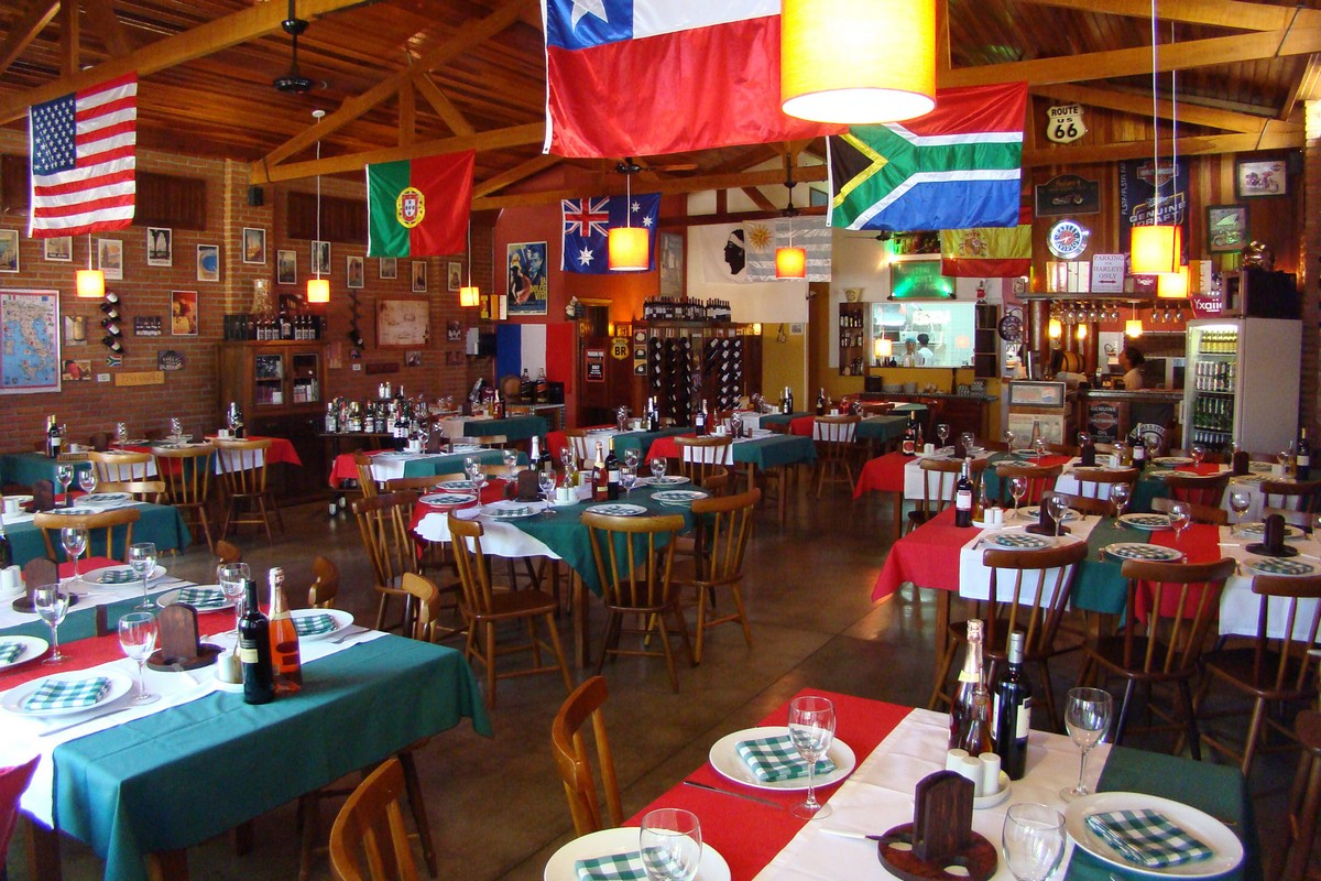 Restaurante Villa Italia