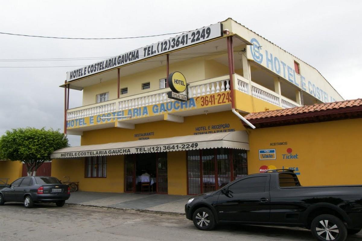 HOTEL E COSTELARIA GAÚCHA
