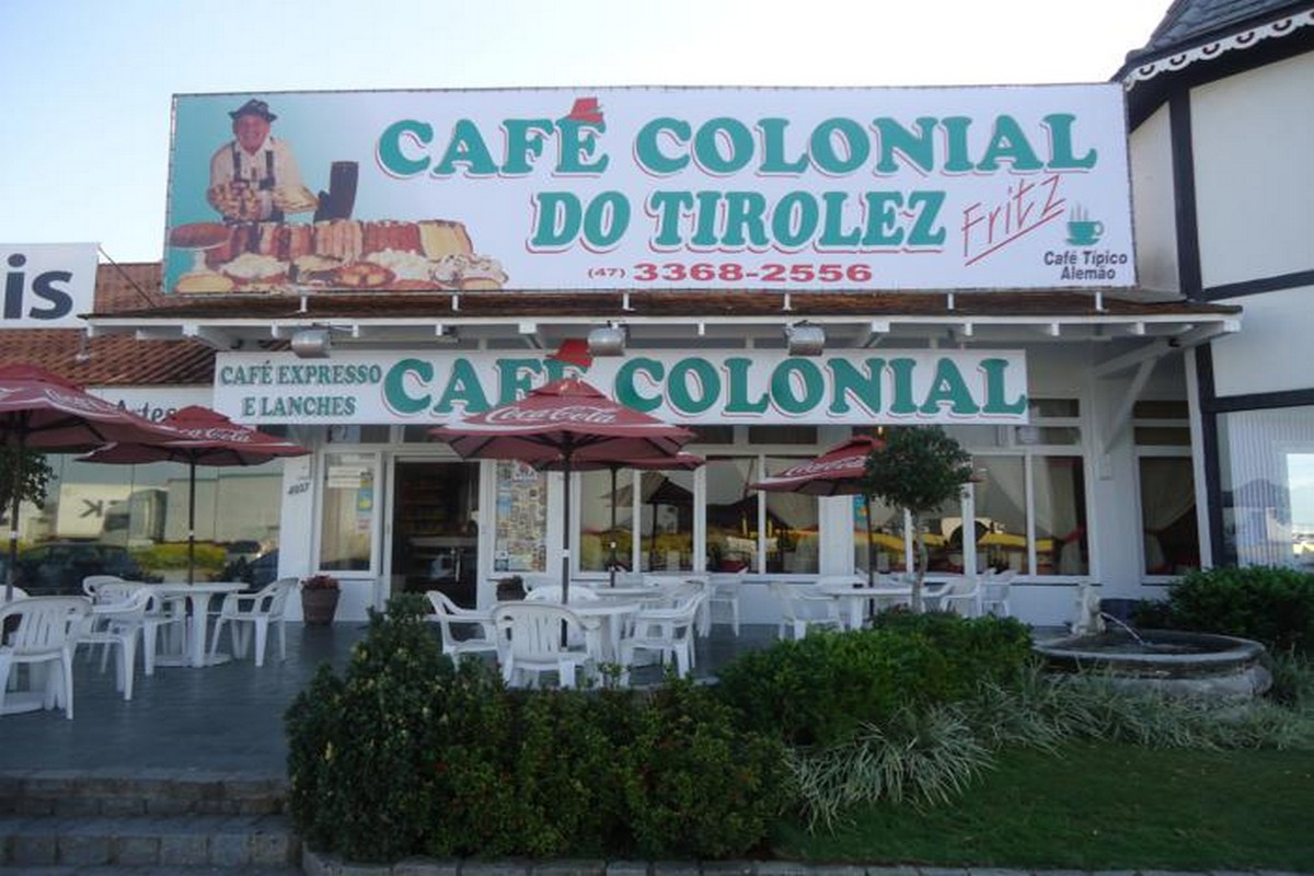 Caféteria Colonial do Tirolez