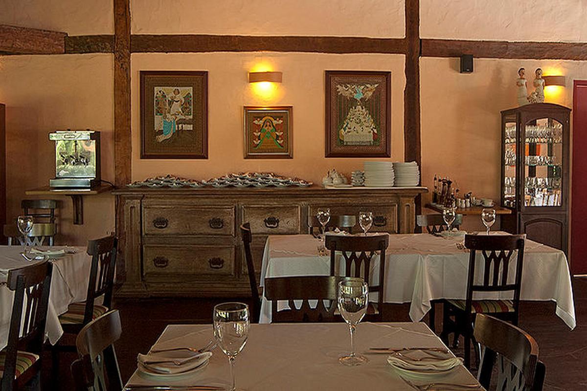 Tiê Sahy Restaurante