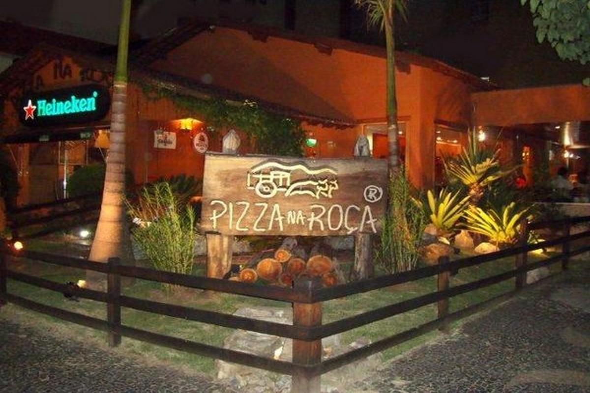 Pizzaria Pizza na Roça