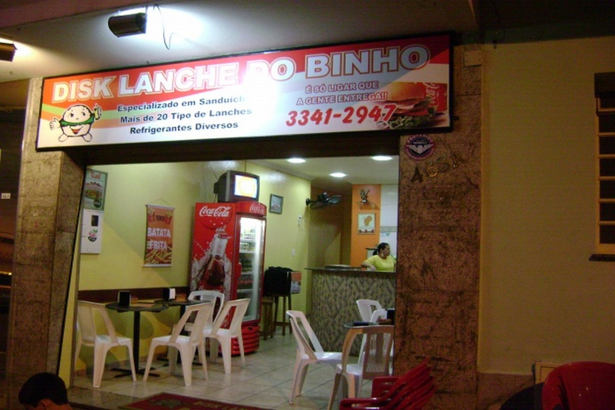 Lanchonete Binho
