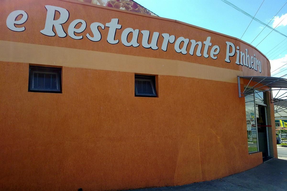 Padaria e restaurante Pinheiro
