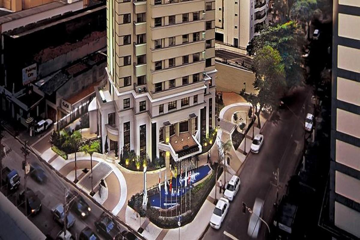 Hotel Tryp Jesuíno Arruda