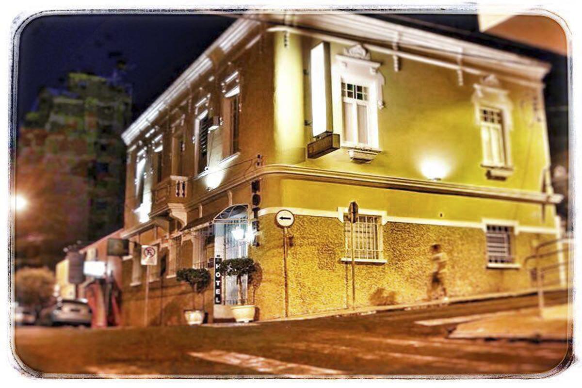Itapira Casa Grande Hotel