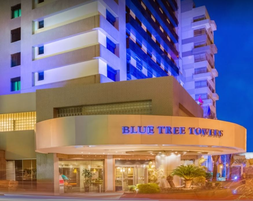 BLUE TREE TOWERS FLORIANÓPOLIS