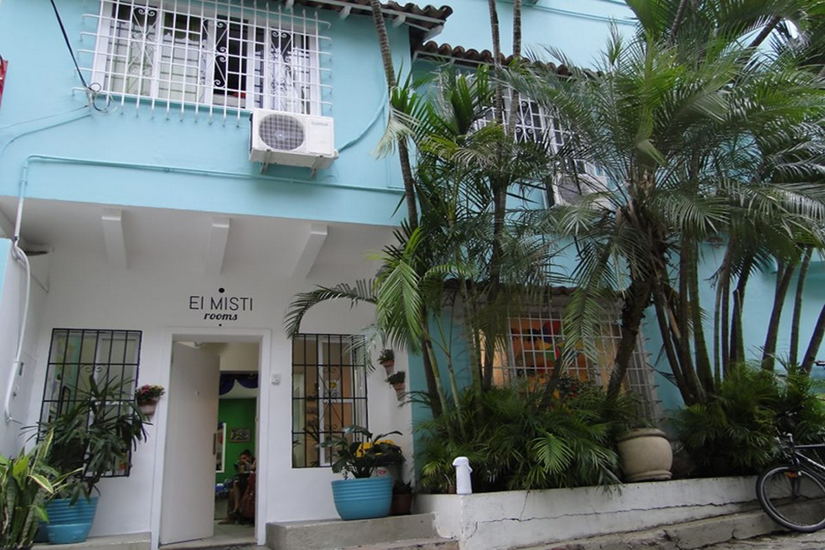 Hostel El Misti Rooms Copacabana