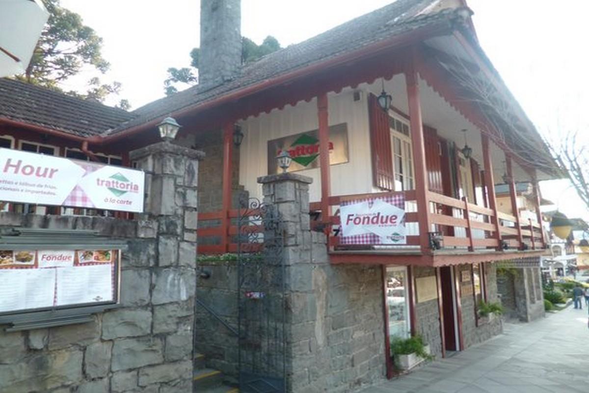 Restaurante Trattoria del Corso