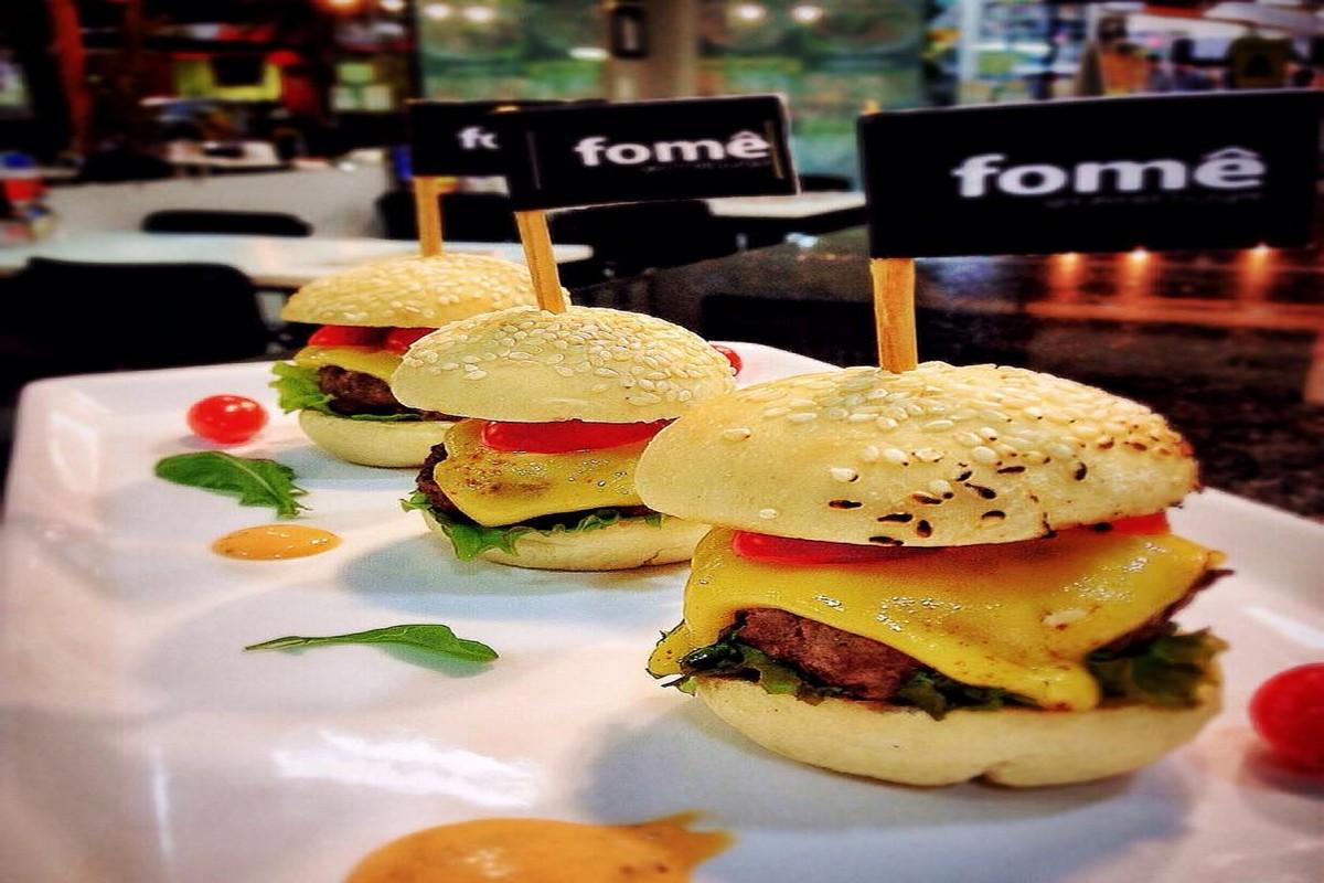 FoMê Gourmet Burger