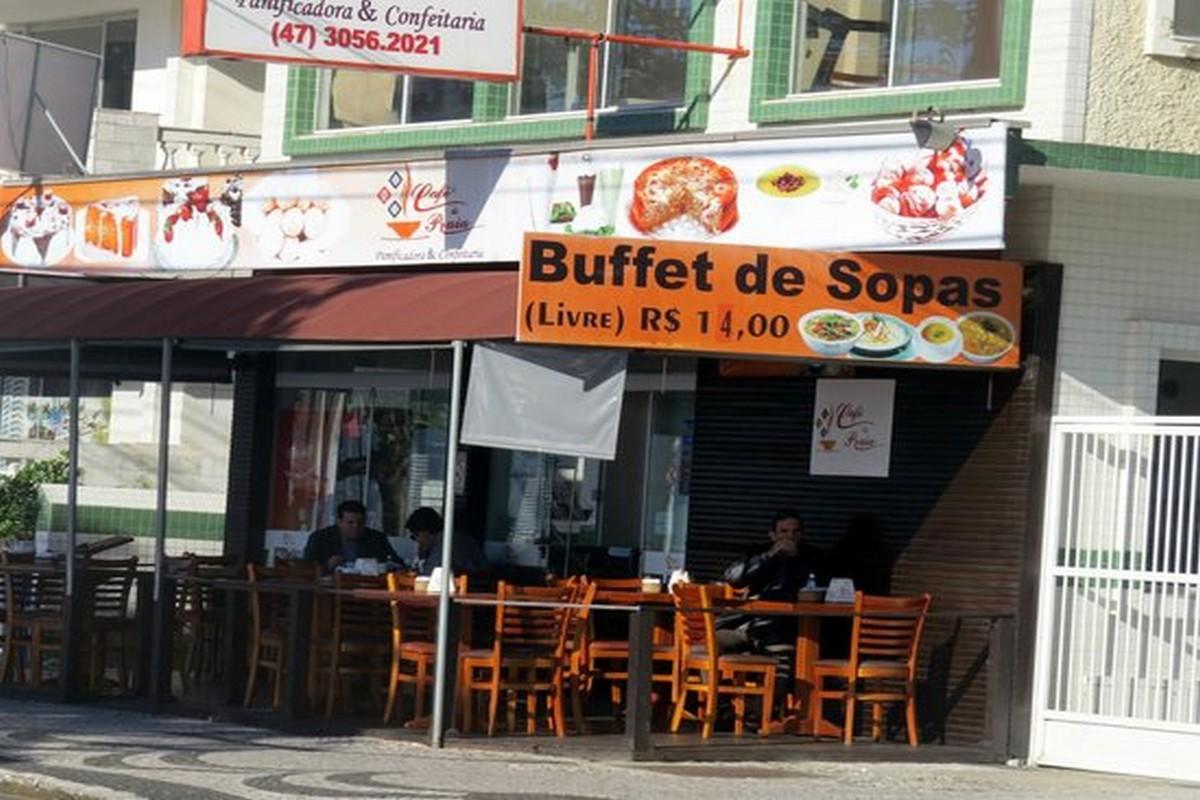 Buffet de Sopas Restaurante
