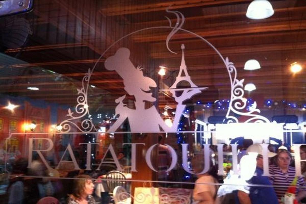 Restaurante Ratatouille