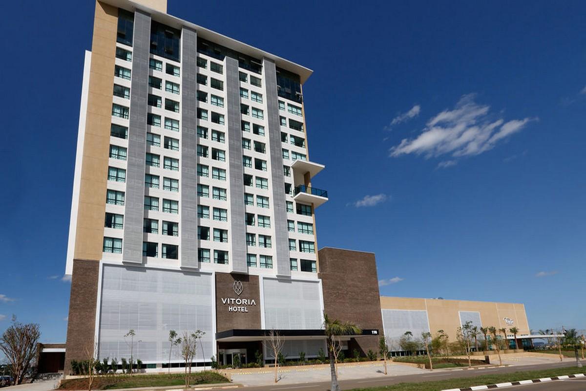 Convention Paulínia Vitória Hotel