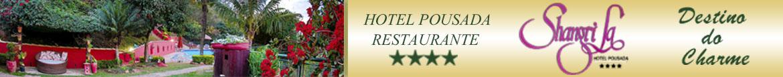 HOTEL POUSADA SHANGRI-LA - FULL DESTINO DO CHARME - SERRA NEGRA | SP