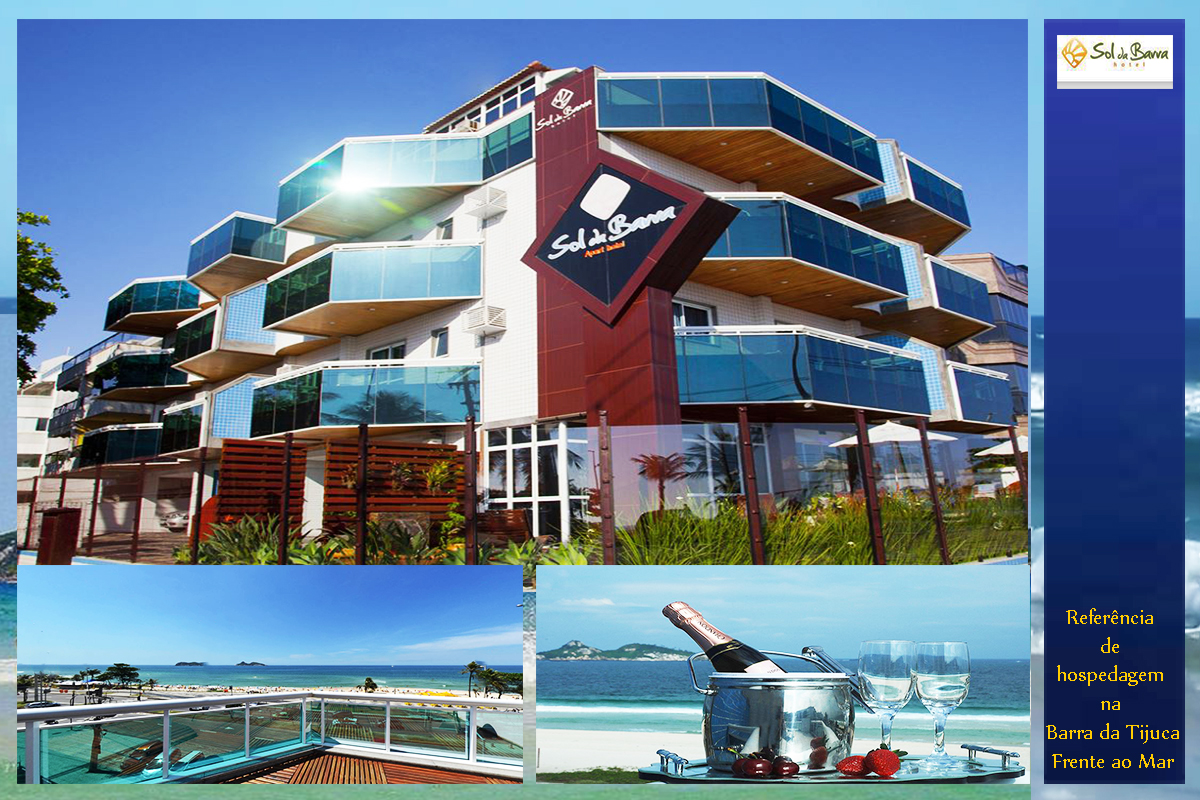 Barra da Tijuca / SOL DA BARRA HOTEL