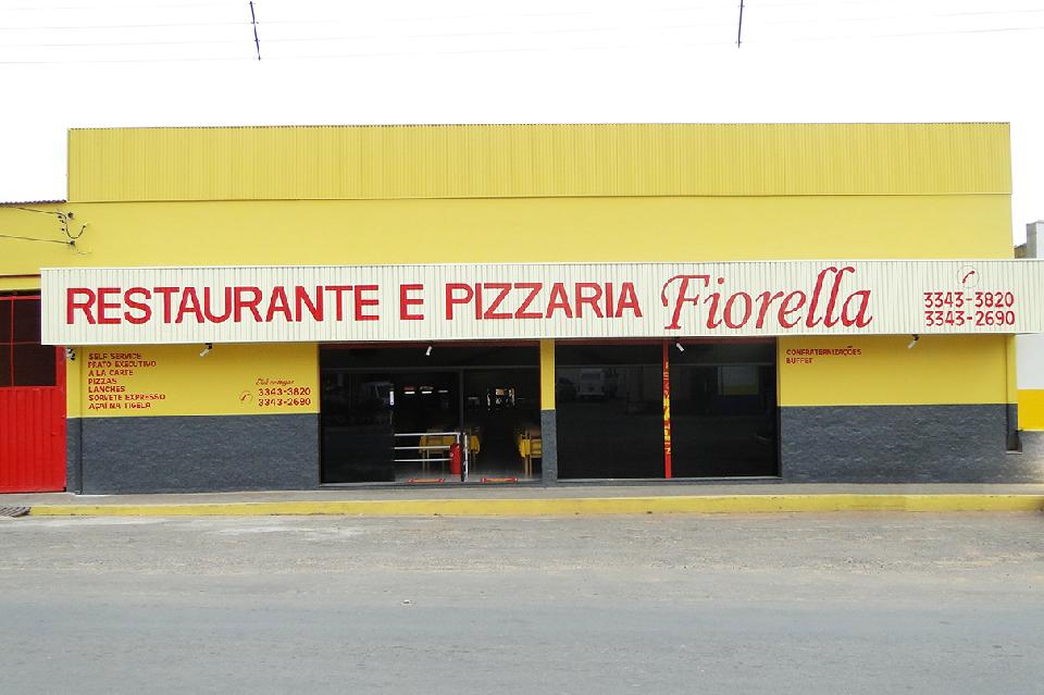 Lanchonete e Pizzaria Fiorella