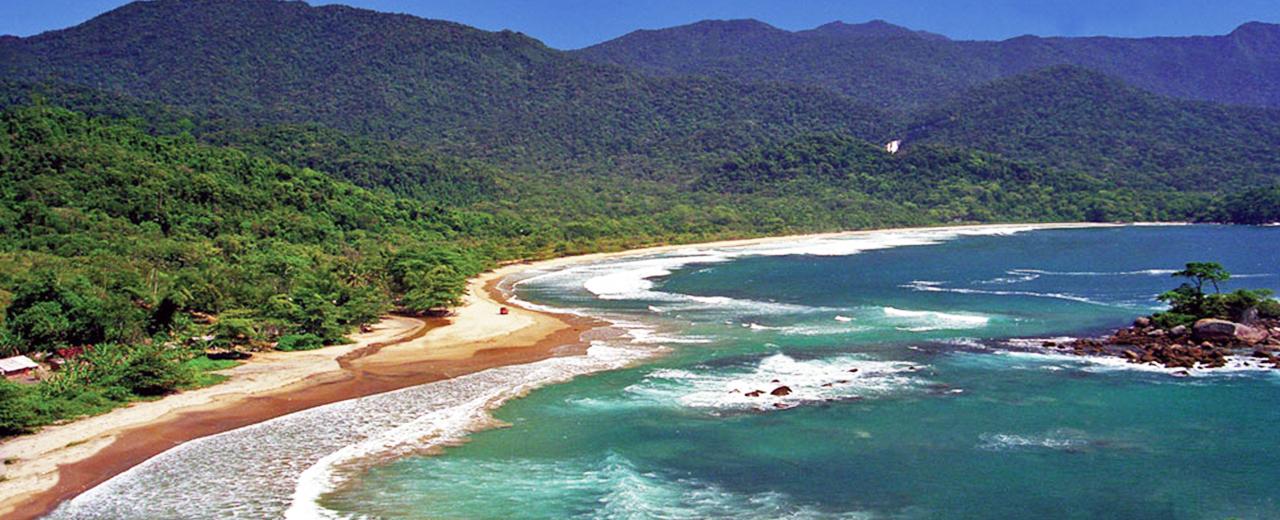 Ilhabela praia de Castelhanos
