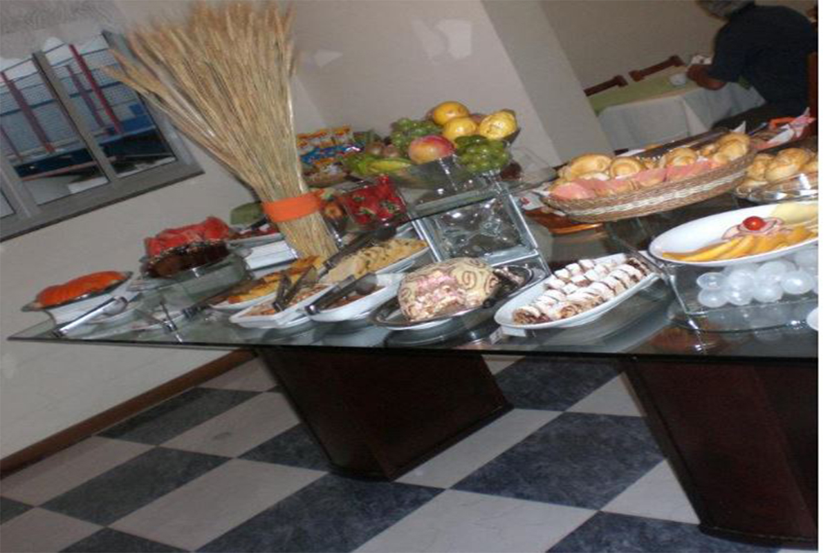 APART HOTEL OLAVO BILAC