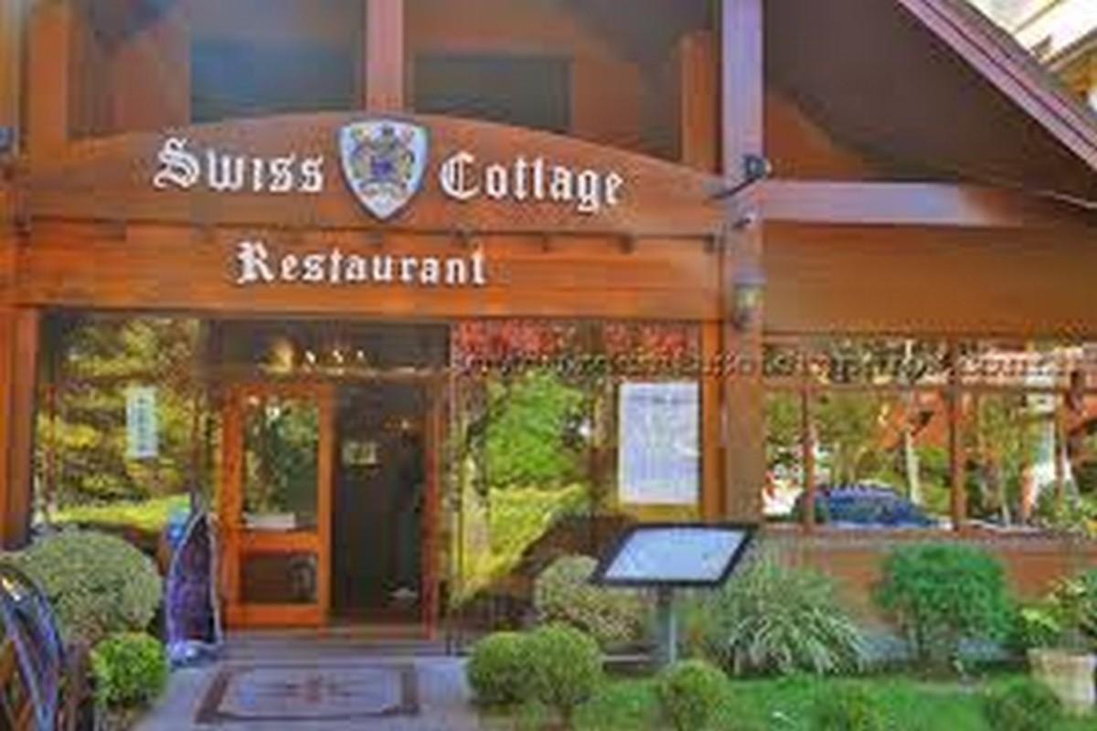 Restaurante Swiss Cottage