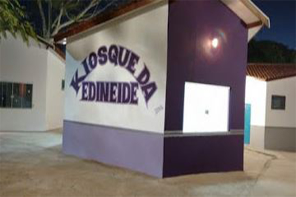 Kiosque da Edineide