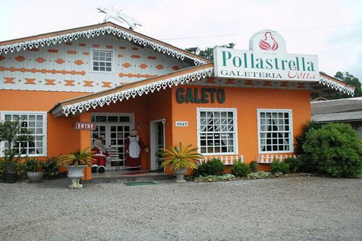Restaurante e Galeteria Pollastrella