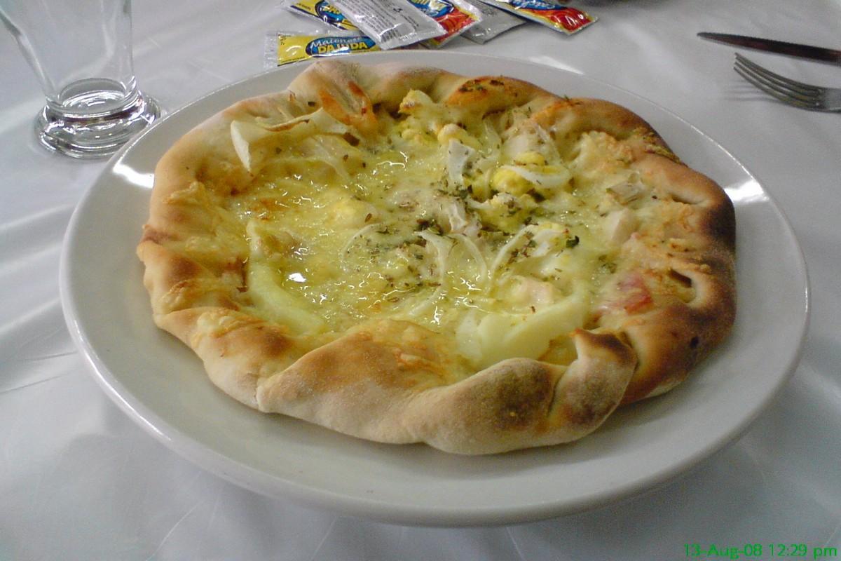 Pizzaria La Piedra