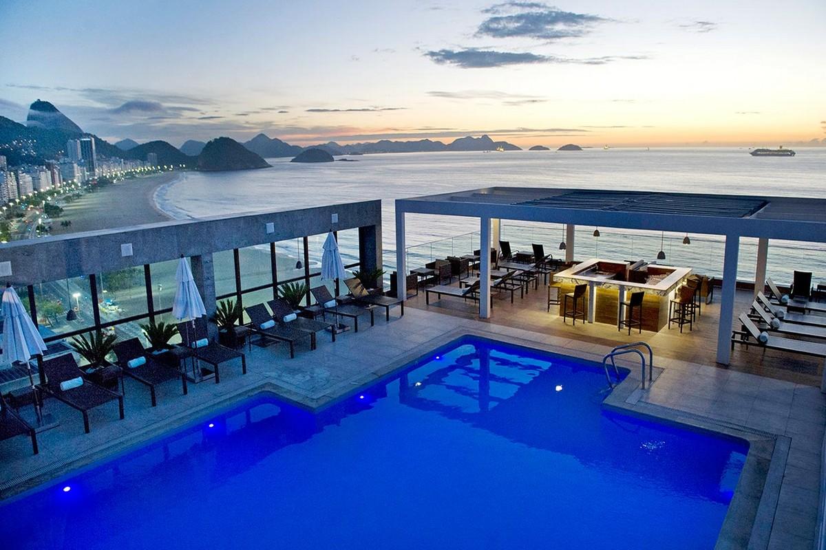 PESTANA RIO ATLÂNTICA HOTEL