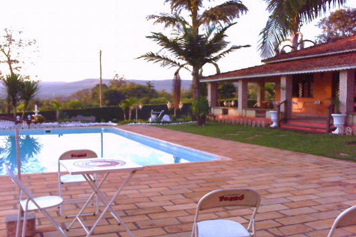 PAU BRASIL HOTEL FAZENDA