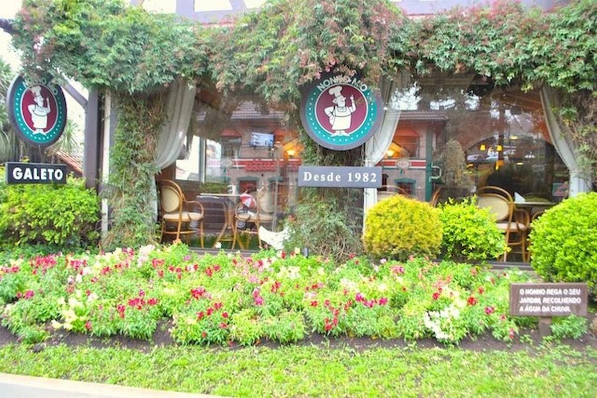 Restaurante Nonno Mio